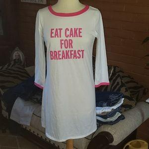 Kate spade pajama shirt small